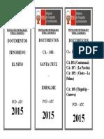 Etiquetas Para Archivadores - Pcd - 04