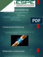 exposicion electrotecnia