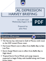 CRP 10 Am Harvey Briefing Public 08-23-17