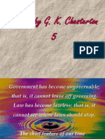 Chesterton quotes 5