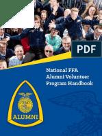 alumni volunteer management handbook