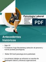 psicologia laboral.ppt
