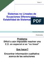 ED-Sistemas No Lineales Clase