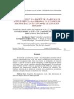 Larraín, V.; Andueza. V.; Guzmán, J.; Rojas, N. y Rojas, C. CONSTR Y VALID ESC ACTI.pdf