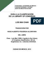 Chan Lois Mai - Guía a La Clasificación de La Library of Congress