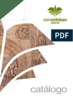 Editorial San Esteban Catalogo