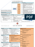 User Stories Quick Reference Guide