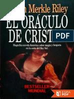 El Oraculo de Cristal - Judith Merkle Riley