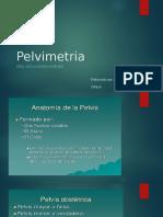 Pelvimetria en Ginecología.