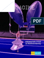 Barney Cremaster PDF 1732 Esp