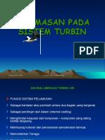 Presentasi Pelumasan Pd Sistem Turbin