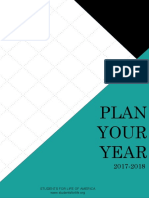 2017-2018 Plan Your Year Guide