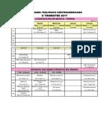 Horario IIII trimestre 17, Grado, EMUSA.pdf