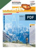 Aventura en Cusco, Salkantay