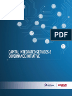 Capital Region Governance Final Report