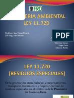 Ley 11720 (Revisión II)