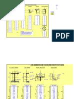 AISC Properties-mm