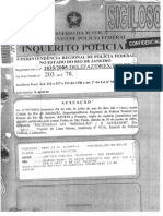 Inquérito policial sobre Furnas, volume 1