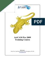 Delcam - ArtCAM Pro 2009 TrainingCourse EN - 2008.pdf