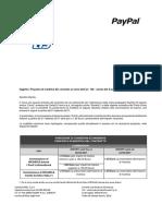 Proposta Di Modifica Unilaterale Del Contratto_PayPal