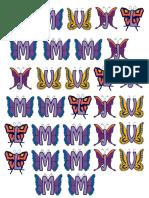 Adornio de Diario de Mariposa