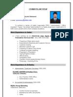 shibly CV