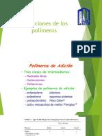 Presentación Polimeros