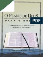 O Plano de Deus Para o Homem