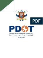 Pdot Guayas 2016 2019 Final Con Correcciones Senplades 2016