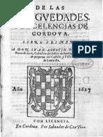 DÍAZ DE RIBAS, P. (1627). De las antiguedades y excelencias de Córdoba.pdf