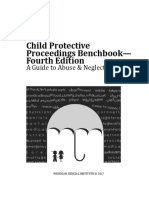 Michigan Benchbook Child Protection Law