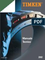 manuale tecnico timken
