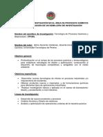 Propuesta de Investigación en El Área de Química Inorgánica Para La Creación de Un Semillero de Investigación (3)