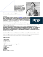 Pincipio de ARQUIMEDES