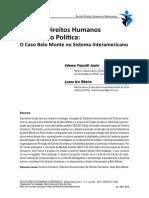 Estudo Caso Belo Monte