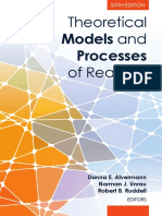 Donna E. Alvermann - Theoretical Models and Processes of Reading