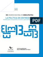 Programa Congreso XIII