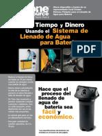 One Source Sistema de Agua Para Baterias - PF14850-03