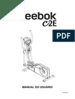 Elíptico Reebok C2E_Manual