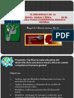 Mexico 2011 Taller Conciencia Moral y Etica