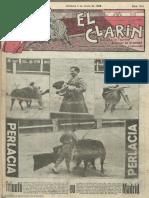 El Clarín (Valencia). 2-6-1928
