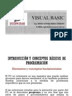 1 -Introduccion y Conceptos Basicos de Programacion