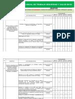 Modelo Plan Anual de Trabajo Sg Sst