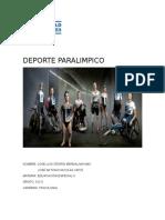 DEPORTE-PARALIMPICO