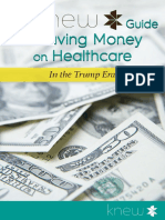 The KNEW Guide to Saving Money on Healthcare in the Trump Era