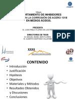 Conferencia Plenaria juan Pablo Flores de Los Rios