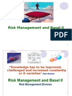 Risk Management Basel - II