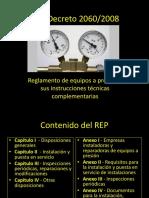 Real Decreto 2060_2008