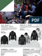 Fall 2017 TNF Catalog