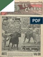 El Clarín (Valencia). 9-6-1928
